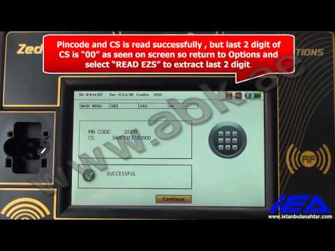 Zed-Full All In One Key Programming Device Zed Full Key