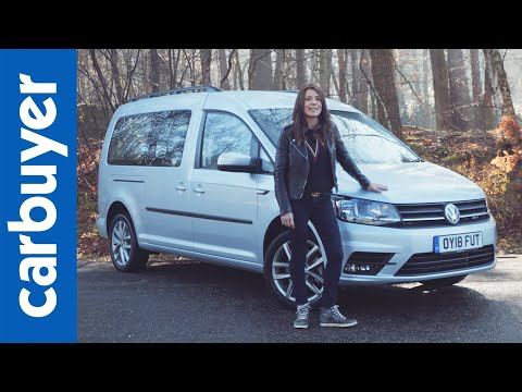 Volkswagen Caddy Life 2019 in-depth review - Carbuyer