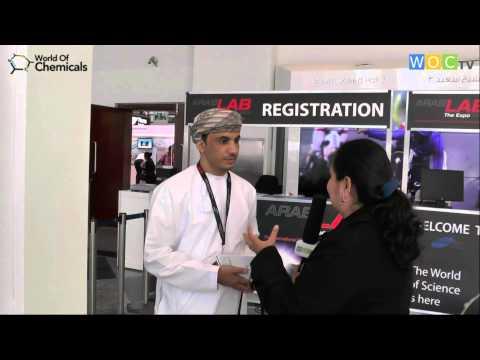 Visitors at ArabLAB 2015