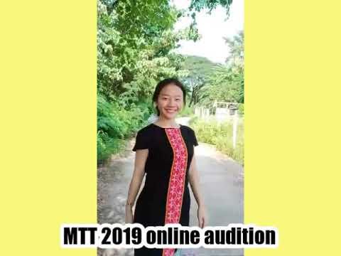 MTT 2019 Online Audition กิตติยา ศักดิ์รุ่งเรือง