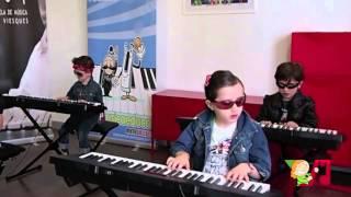 Himno de la alegría - Alumnos de Mi Teclado 1 - Escuela de Música de Viesques