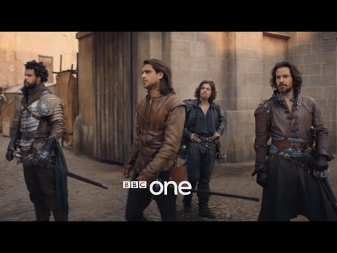 Commercial for BBC One, and The Musketeers (2016) (Television Commercial)