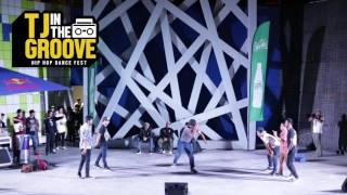 TJ In the Groove  2016 || Bboy Battles ||  SBI Crew (TIJ) Vs Ese Te Ce Crew (TIJ)