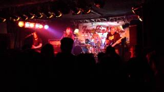 preview picture of video 'Four Fighters - Dear Rosemary, Outbaix Club, Übach-Palenberg, Germany 04/02/12'