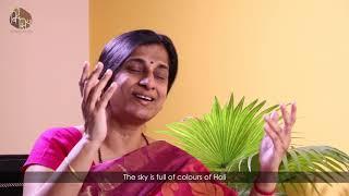 Bhojpuri Folk Music (Holi) | Ude Gulaal Ranga by Dr. Revati Sakalkar | भोजपुरी लोक गीत (होली)
