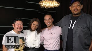 Kat Graham Talks 'The Rise Of TMNT' At Comic-Con 2018
