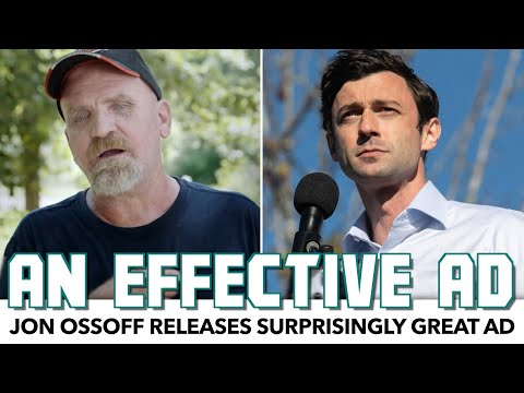 Jon Ossoff Releases Surprisingly Great Ad