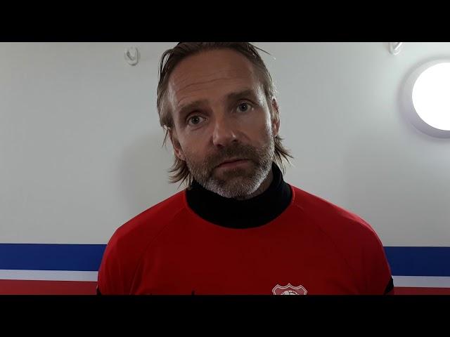 Lárus Orri: Síðast þegar við hittum Framarana fóru þeir vælandi og skælandi heim