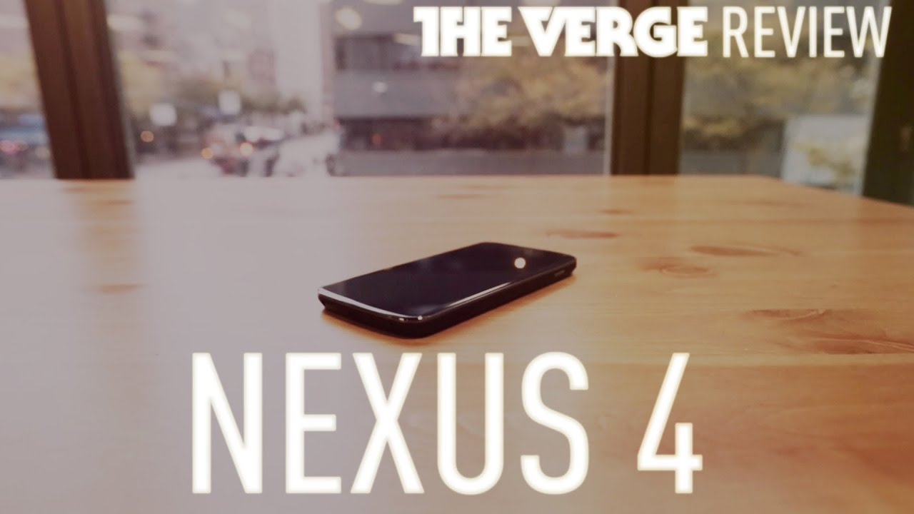 Nexus 4 hands-on review thumbnail