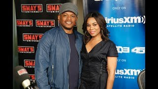 PT. 1 Regina Hall Talks Boxing on Sway in the Morning