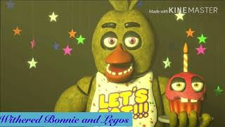 all fnaf characters sing the fnaf song believer - TH-Clip