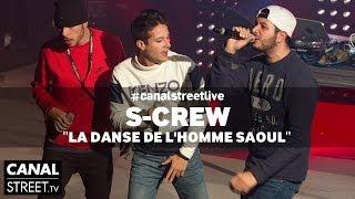 S-Crew en live - La danse de l'homme saoul