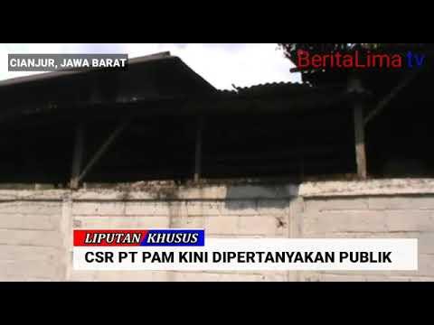 Sepuluh Ribu Rupiah Pertahun Jatah Warga Desa Kademangan Terdampak PT PAM, Apakah Itu CSR ?!