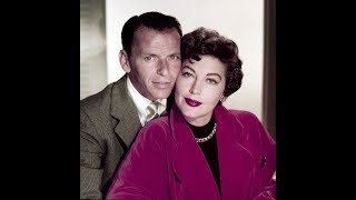 "FRANK SINATRA ""TOO MARVELOUS FOR WORDS"" ""DRINKING AGAIN"" AVA GARDNER TRIBUTE, Best HD Quality"