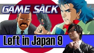 Left in Japan 9 - Game Sack