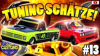 🛠😍TUNING SCHÄTZE Folge 13!🛠😍 [GTA 5 Online, Top 3 Tuning Autos + Easter Eggs!]