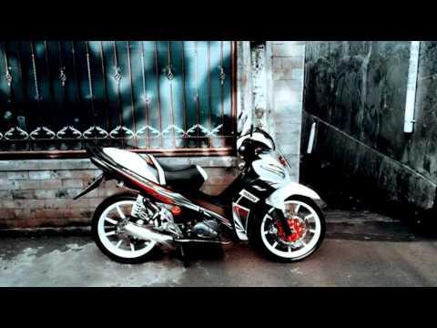 Video Yamaha Jupiter Z1 Modifikasi