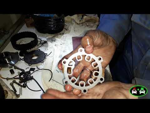 Фазорегулятор рено гремит, ремонт своими руками .