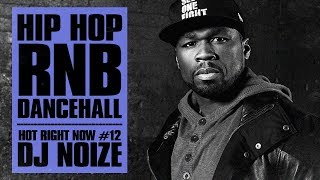 Hot Right Now #12 |Urban Club Mix November 2017 | New Hip Hop R&B Dancehall Songs |DJ Noize Mix