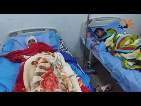 شاهد بالفيديو.. المربد تنقل معاناة مرضى الثلاسيما في الديوانية #المربد