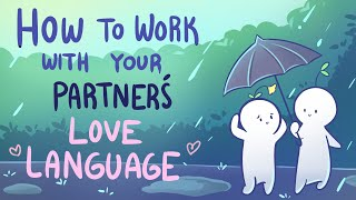 5 Ways To Work With Your Partner's Love Language