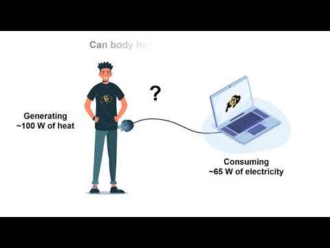 Маленькое устройство размером с кольцо превратит тело человека в биобатарею