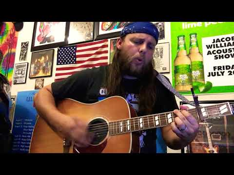 Desperate Man - Eric Church - Cover