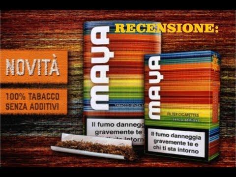 Inalazione fumante smessa