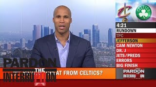 Richard Jefferson: Celtics bigger threat to Cavs than last year | Pardon the Interruption | ESPN