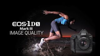 Video 3 of Product Canon EOS-1DX Mark III Full-Frame DSLR Camera
