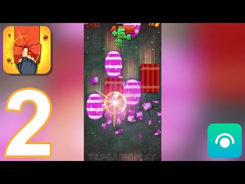 Smash Fu - Gameplay Walkthrough Part 2 - Candy (iOS)