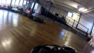 preview picture of video 'Elite Karting Wigan 9/5/2014 GoPro HD Hero2'