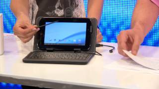 """TOUCHLET 7""""-Tablet-PC X7Gs mit GPS, Multi-Touch, HDMI, Android4.0"""