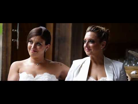 Emotional Same Sex Wedding // Sarah + Beth // Martha's Vineyard Wedding