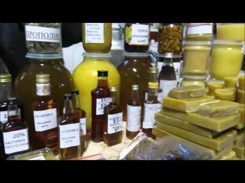 Рассказ о меде и пользе продуктов пчеловодства от профи, перга, пыльца, маточное молочко..