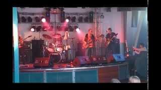 REDBACK FEVER' THE ANGELS TRIBUTE'  -THE GOV 2012