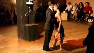 preview picture of video 'Claudio Forte & Barbara Carpino - 31/05/2013 (Messina) Tango 3/4'