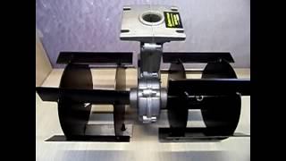 Насадка-культиватор (скребок) на бензокосу от компании Инструментик - видео