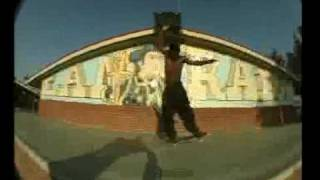 Gershon Mosley's Opinion part from the Globe shoes video.
