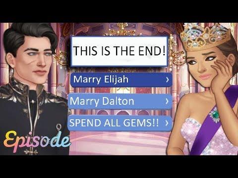 THE ROYAL ENDING!   Positively Princess   Episode #12