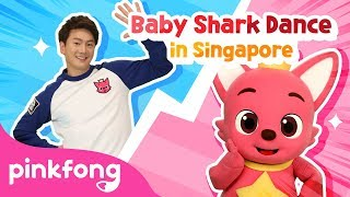 Baby Shark Dance Battle-Singapore | Baby Shark Challenge | Baby Shark vs Pinkfong