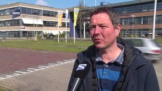 Einde VMBO School In Maassluis