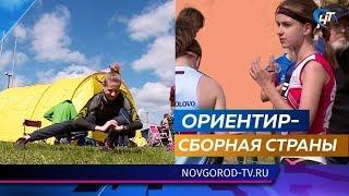 Великий Новгород принимает первенство России по спортивному ориентированию