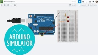 Arduino #7: Simulazioni con Tinkercad Circuits