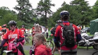 preview picture of video 'Wirral Bikeathon 2012'