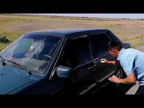 Пьяный автоугонщик не смог доехать до Орска