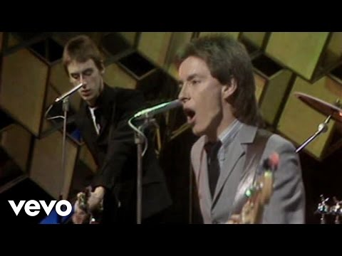 The Jam - Down In The Tube Station At Midnight video