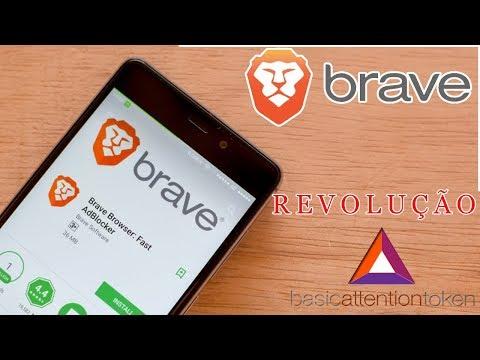 🔴ESPECIAL🔴 Ganhe Dinheiro GRÁTIS com o Brave Browser (BAT)! TUTORIAL.