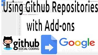 Version Control your Apps Scripts with Github