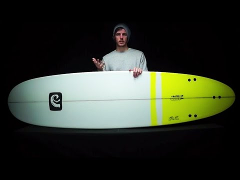 SBS Mr Whippy Surfboard Mini Mal Review NEW